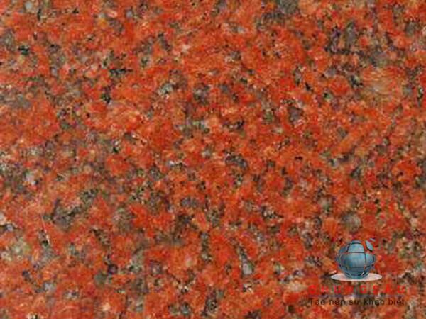 Đá Granite RuBy Đỏ Bình Định