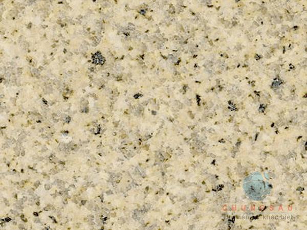 Đá Granite Vàng Nhạt Bình Định
